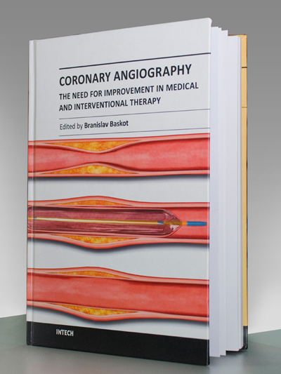 Knjiga - dr Branislav Bаškot - CORONARY ANGIOGRAPHY, The need for imrovement in medical and interventional therapy